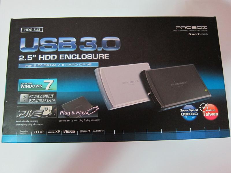 Probox HDG-SU3 USB 3.0 2.5