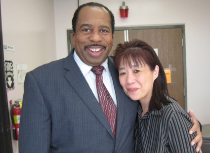 The Office Leslie David Baker