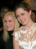 The Office Paley Fest 2007 Angela Kinsey Jenna Fischer