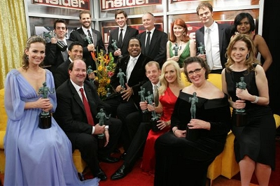 The Office Cast Photo SAG Awards 2007