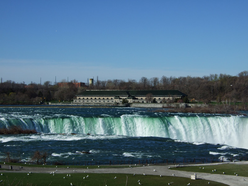 Niagara Falls By Day