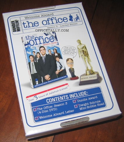 The Office Best Buy Package