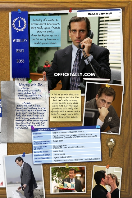 The Office Calendar