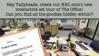 The Office interactive tour