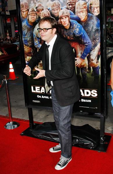 Rainn Wilson Leatherheads