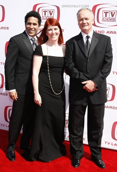 Kate Flannery Creed Bratton Oscar Nunez