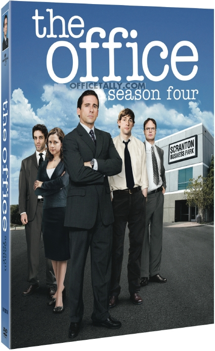 The Office Season 4 DVD