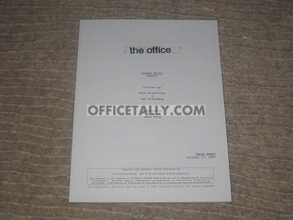 The Office Season 4 DVD