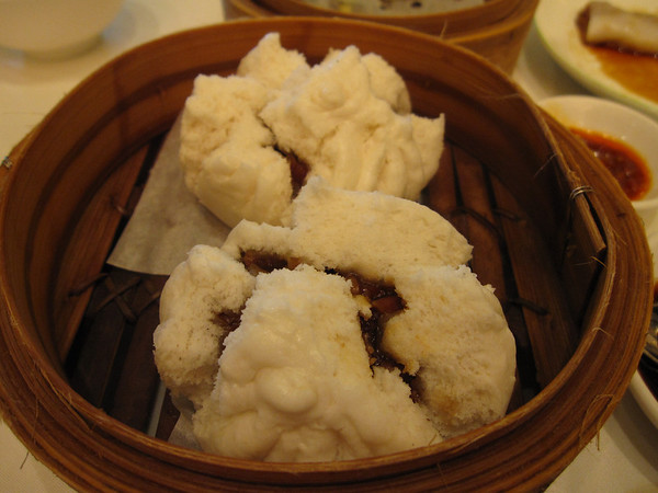 My Char Siew Bun inside Maxim's Palace City Hall 美心皇宮