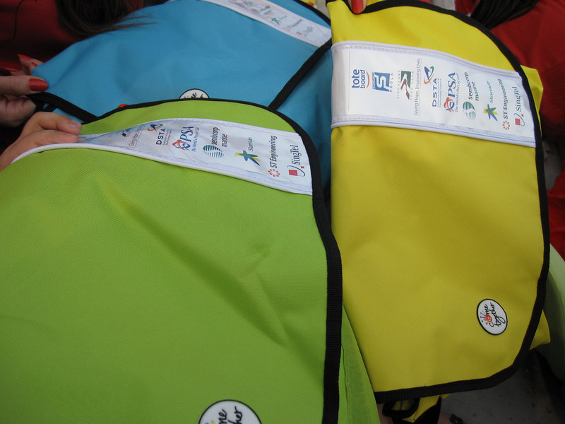 My 3 Bags