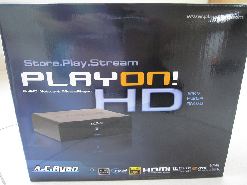 AC Ryan PlayOn FullHD Media Player