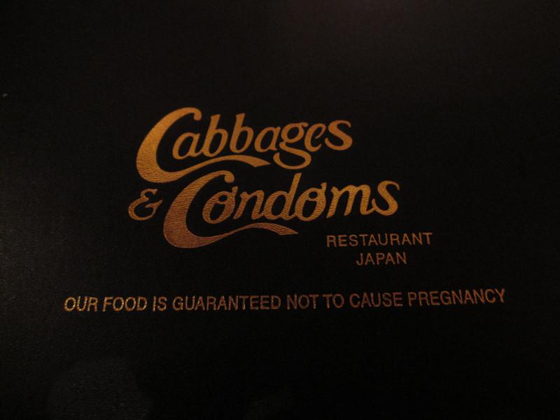 Bangkok Cabbages and Condoms