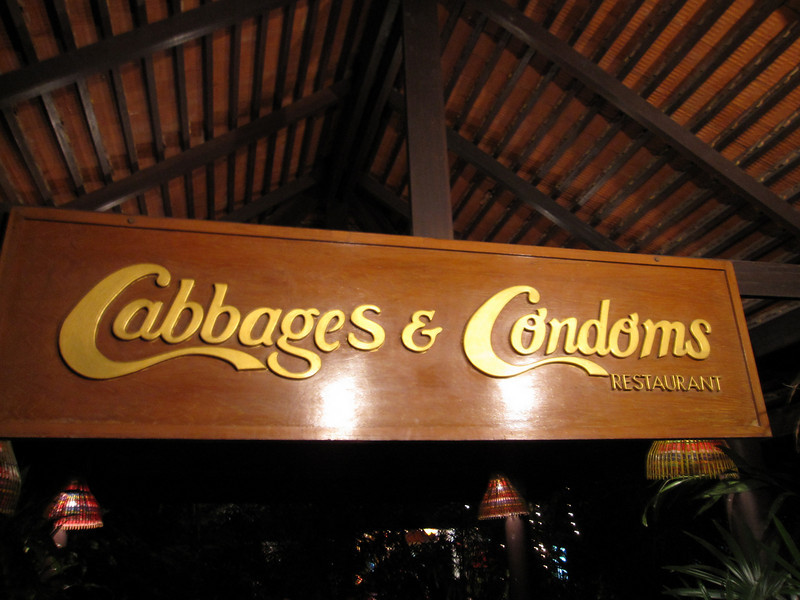 Cabbages and Condoms