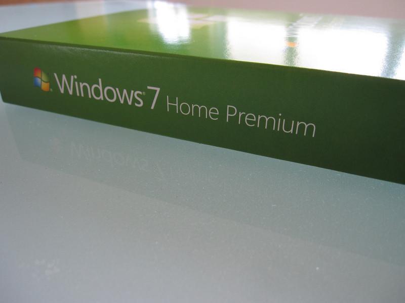 Windows 7 Home Premium Version