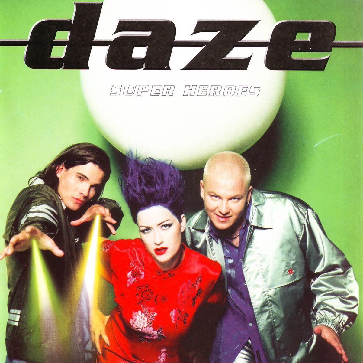 Daze Super Heroes