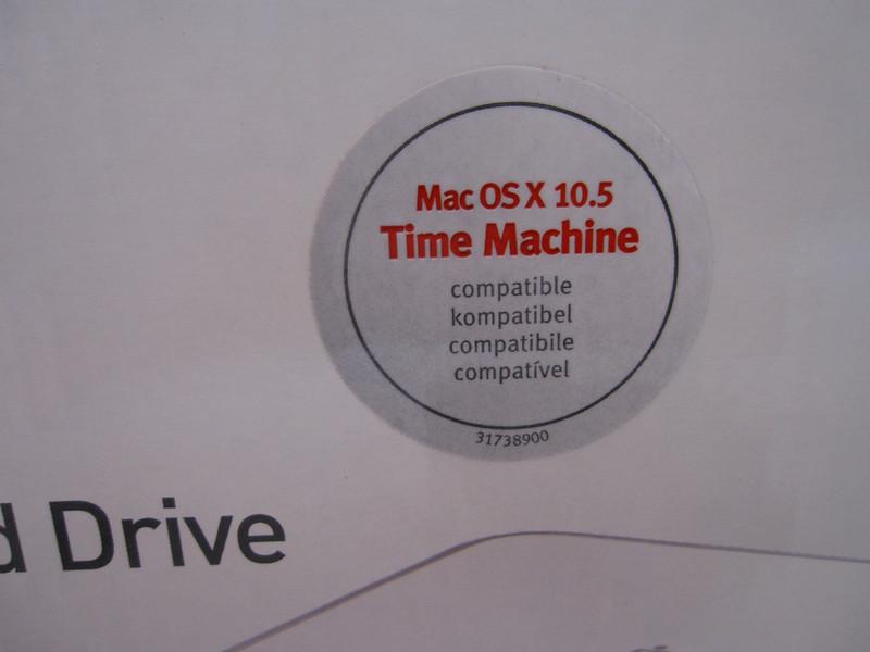 Iomega Mini Max 1 TB Hard Disk