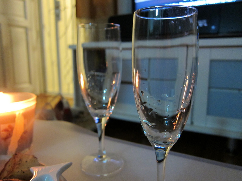 Canon S90 Photos of Xmas Dinner