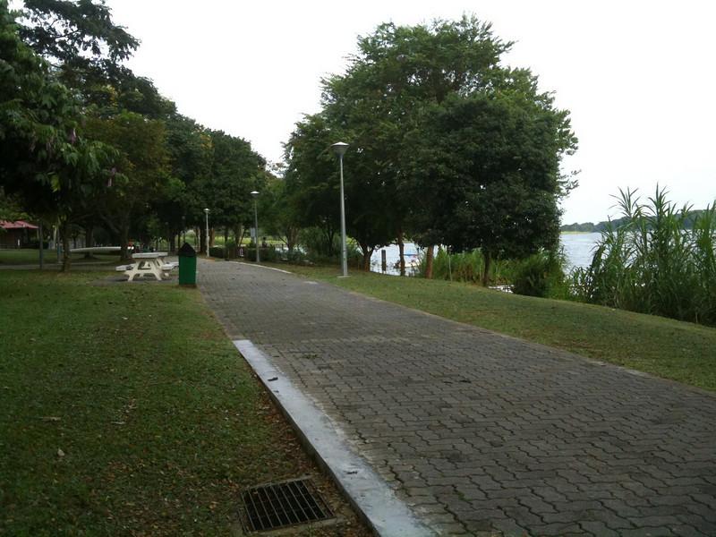 Lower Seletar Reservoir Park