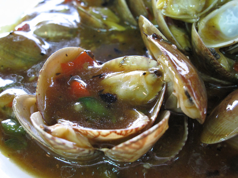 Seafood at Lamma Island