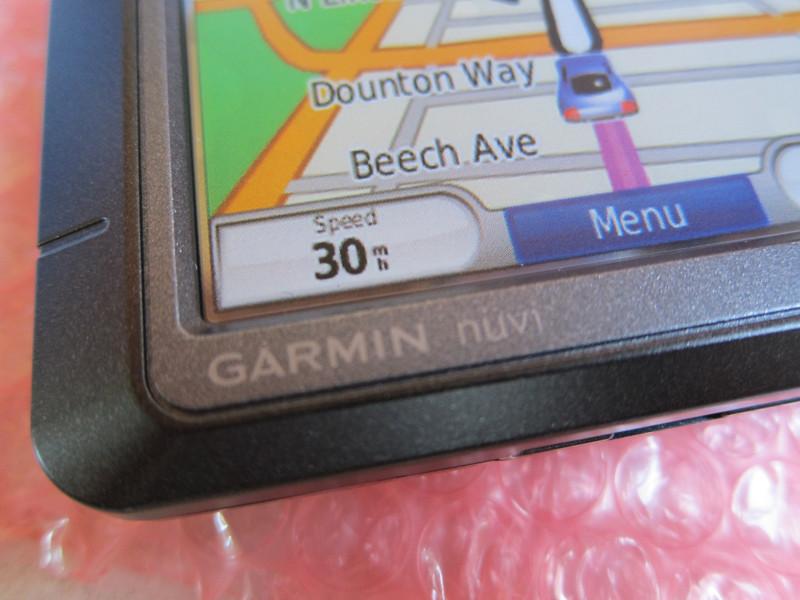 Garmin Nuvi 255 GPS