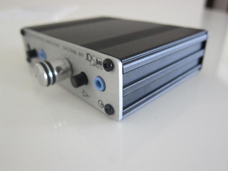 JDS O2 Headphone Amplifier