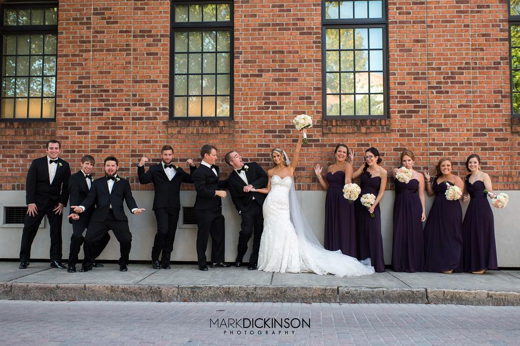 Downtown Wedding Wilmington