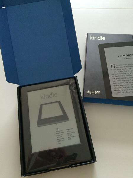 Kindle Late 2014 Basic Version