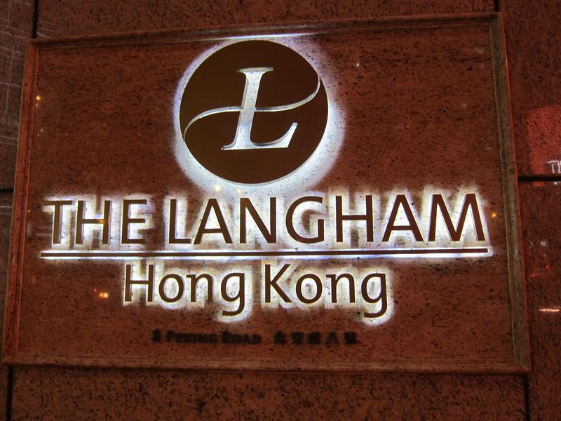 The Langham Hong Kong