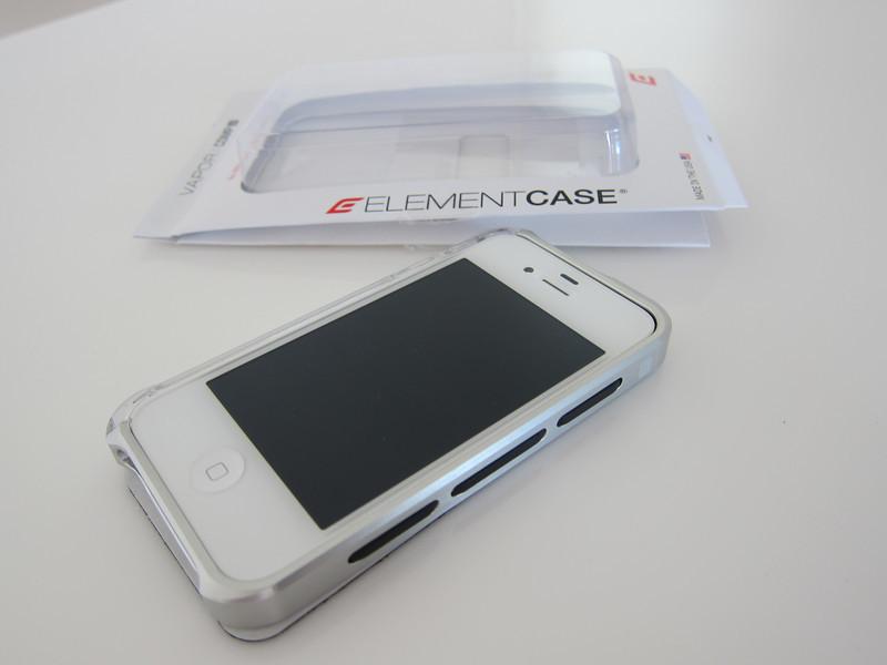 Unboxing Vapor COMP iPhone 4 Case