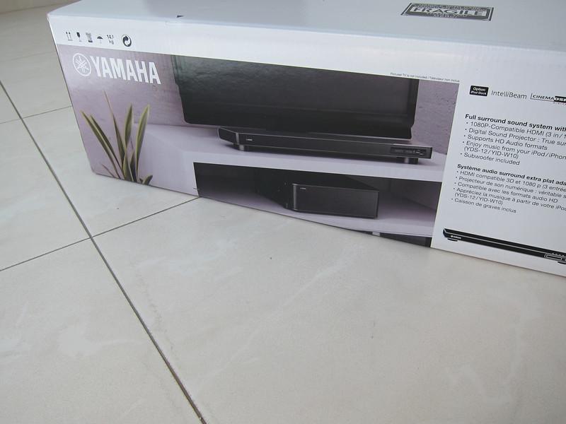 Yamaha YSP 2200 Sound Bar