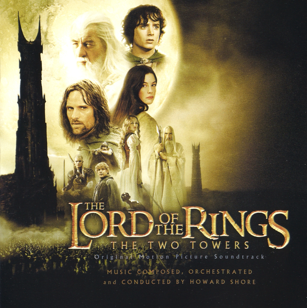 (2002) Howard Shore The Lord of the Rings The Two Towers
