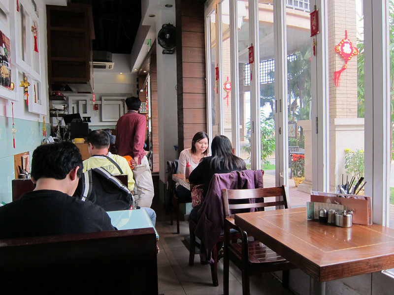Mo-Ikken Cafe 又一間餐室 Park Island